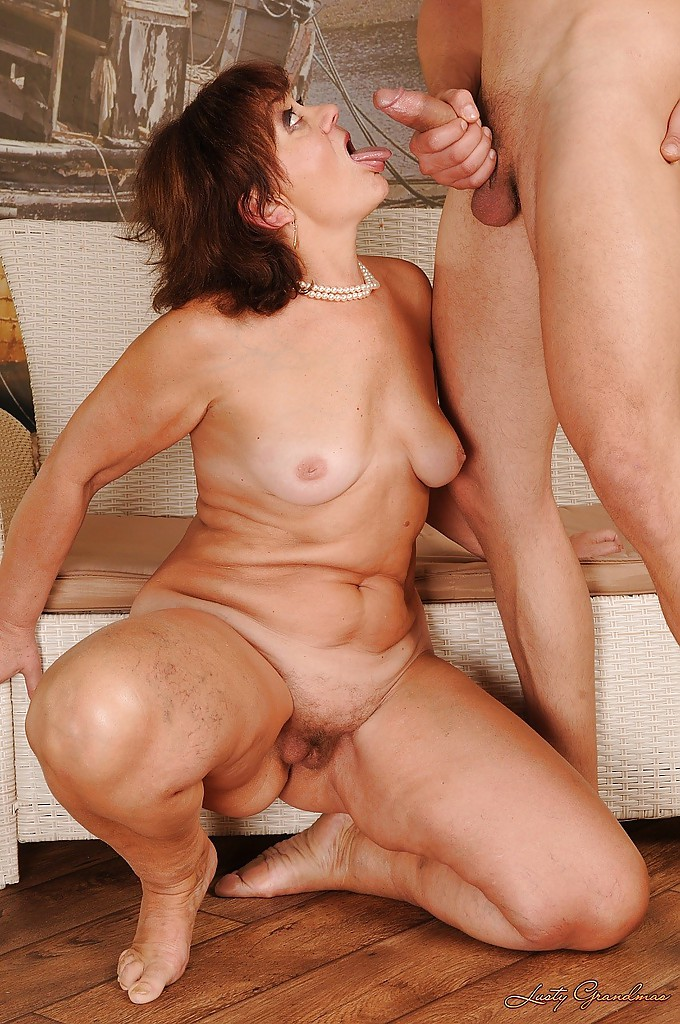 Slut mom fuck son