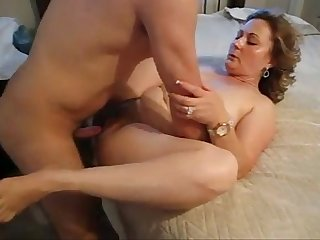 Bizarre mature mom sex
