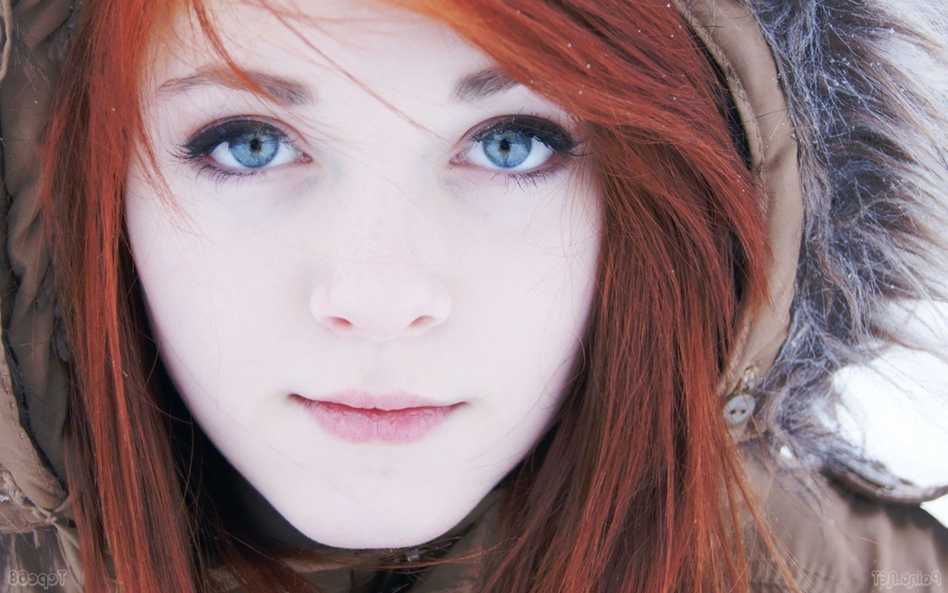 Cute redhead from youngfatties